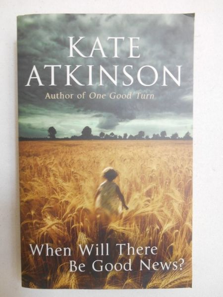 Atkinson Kate - When Will There Be Good News