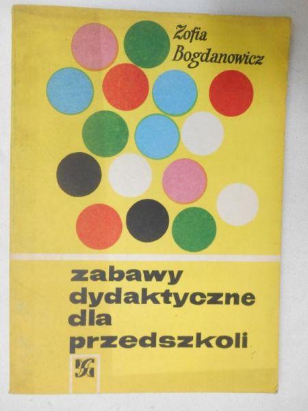 Zabawy dydaktyczne dla przedszkoli
