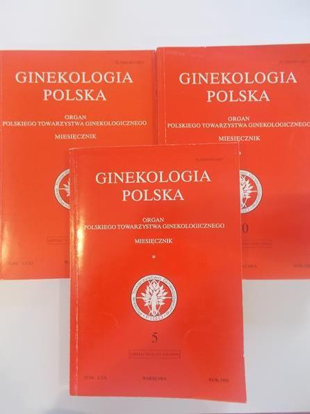 Marianowski Longin (Red.) - Ginekologia Polska
