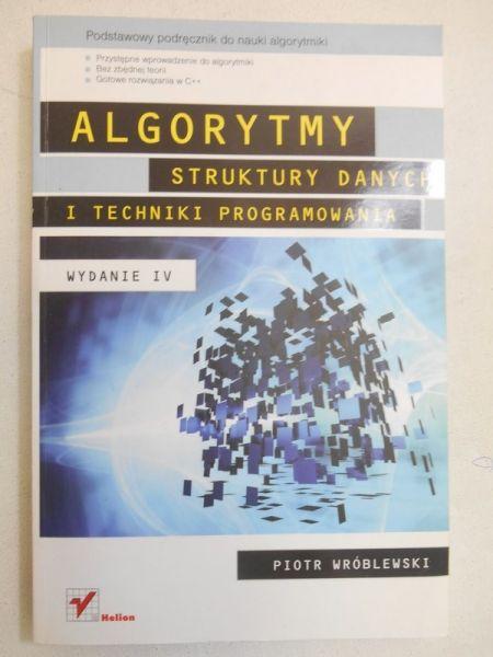 Algorytmy. Struktury danych i techniki programowania
