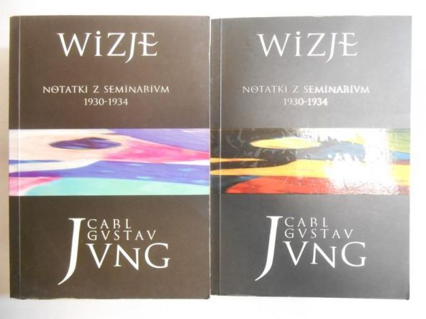 Jung Carl Gustav - Notatki z seminarium 1930-1934 t. I-II