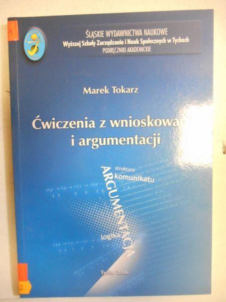 Ćwiczenia z wnioskowania i argumentacji