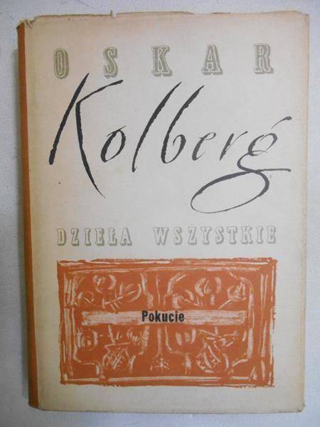 Kolberg Oskar - Pokucie, cz. III