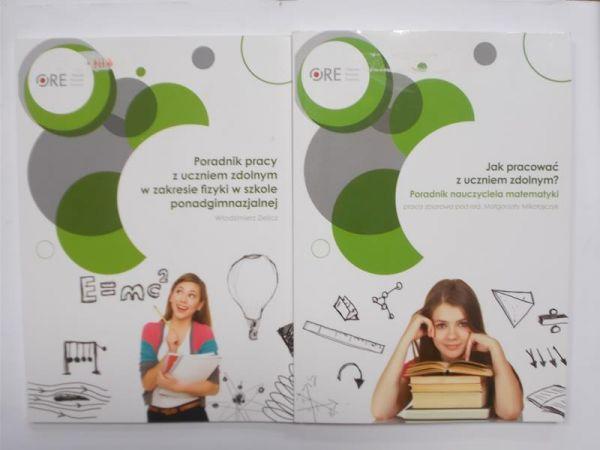 Jak pracować z uczniem zdolnym? / Poradnik pracy z uczniem zdolnym w zakresie fizyki w szkole ponadgimnazjalnej