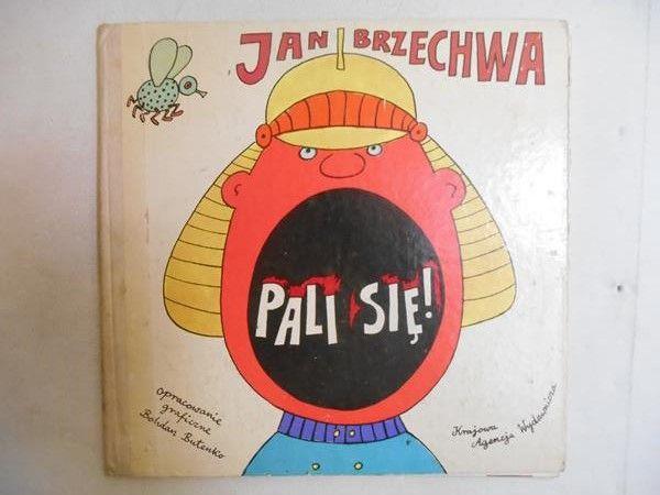 Pali Się Jan Brzechwa 2000 Zł Tezeuszpl