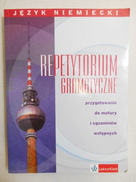 Ćwikowska Beata - Repetytorium gramatyczne