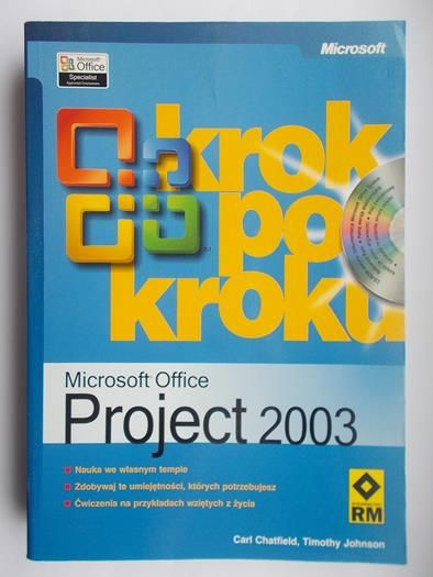 Microsoft krok po kroku.  Project 2010