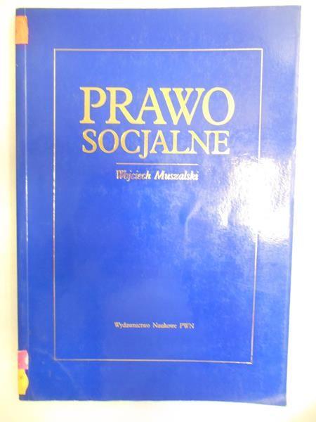 Prawo socjalne