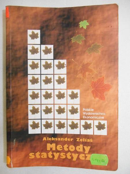 Zelias  - Metody statystyczne