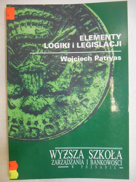 Elementy logiki i legislacji