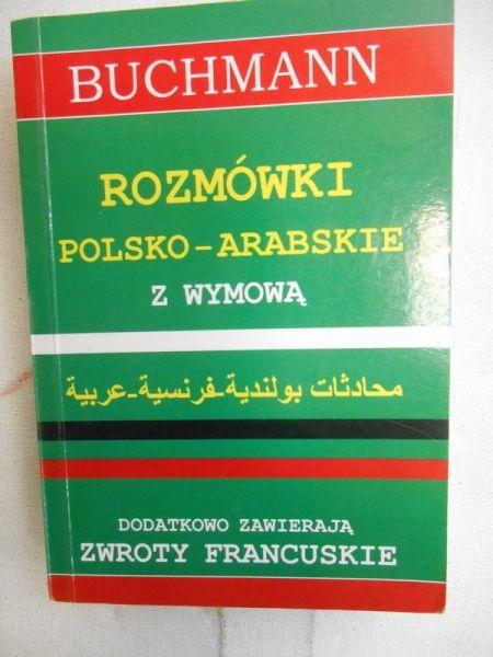 Rozmówki polsko-arabskie z wymową