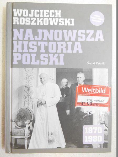 Najnowsza historia Polski 1970-1980