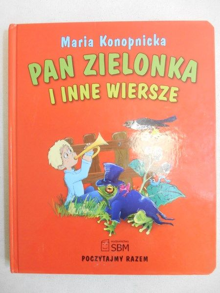 Pan Zielonka i inne wiersze