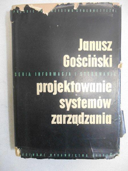 Projektowanie systemów zarządzania