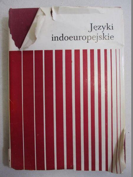 Języki indoeuropejskie, tom I