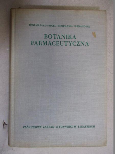 Botanika farmaceutyczna