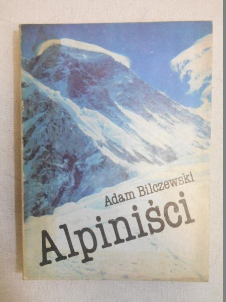 Bilczewski Adam - Alpiniści