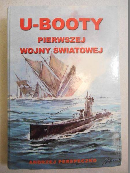 U-booty pierwszej wojny światowej
