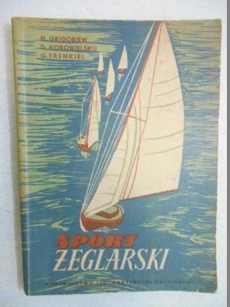 Grigoriew N. - Sport żeglarski
