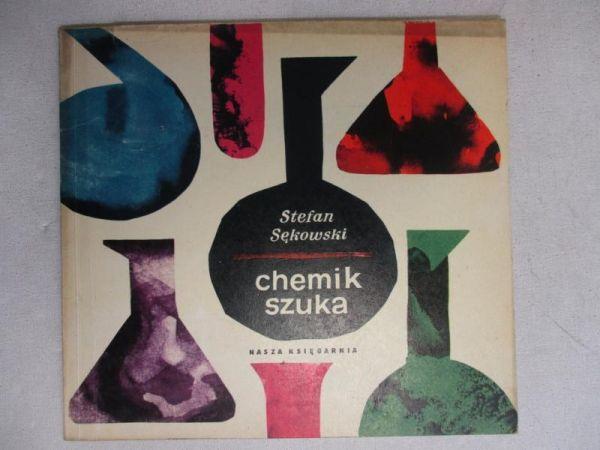 Sękowski Stefan - Chemik szuka