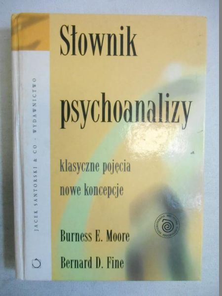 E. - Słownik psychoanalizy