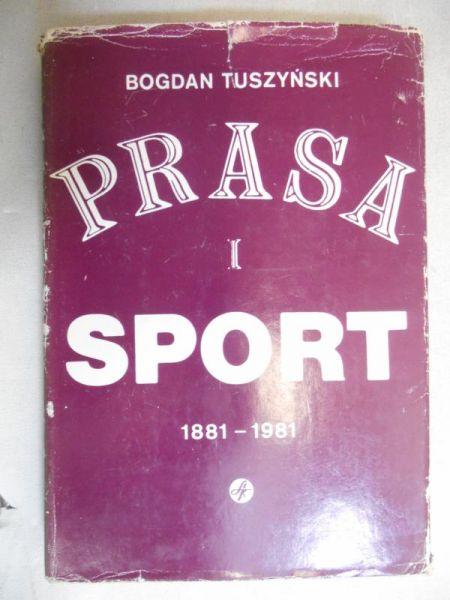 Tuszyński Roman - Prasa i sport