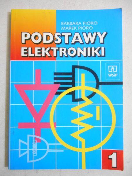 Podstawy elektroniki, cz. 1