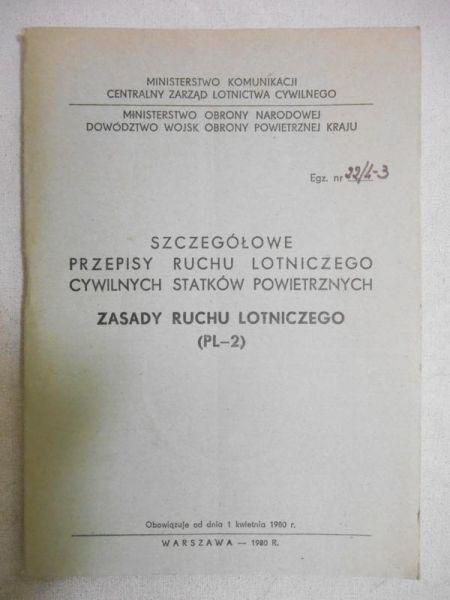 Zasady ruchu lotniczego (PL-2)