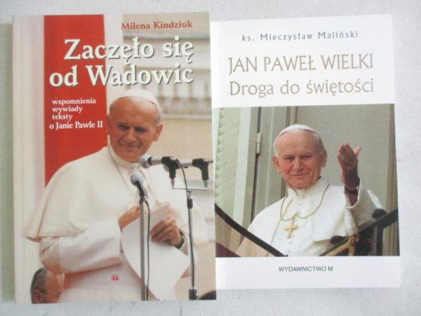 Kindziuk M./Maliński M. - Zaczęło się od Wadowic/Jan Paweł Wielki