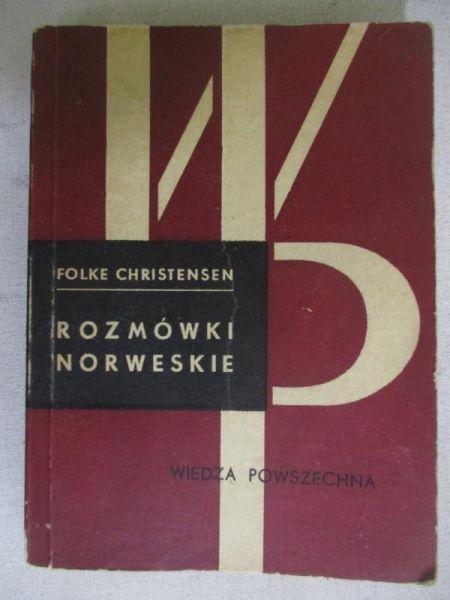 Christensen Folke - Rozmówki norweskie
