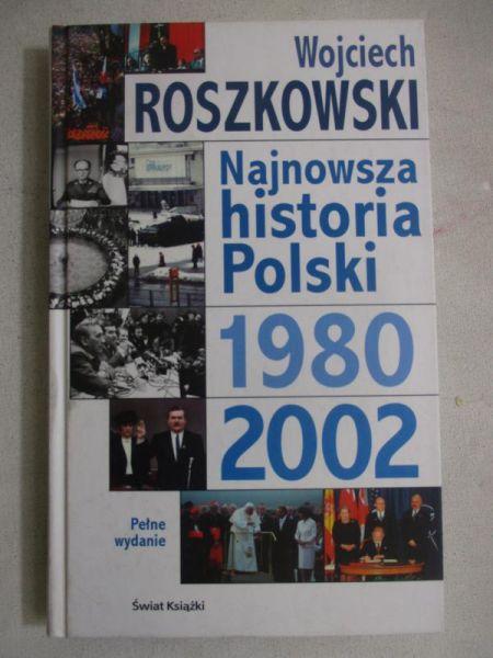 Najnowsza historia Polski 1980-2002
