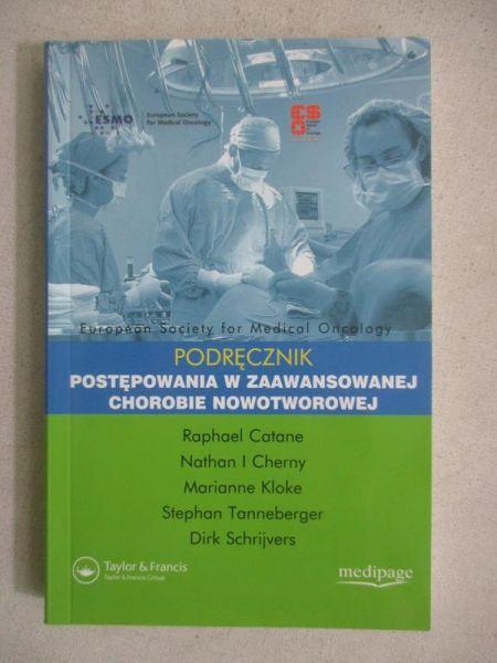 Podręcznik postępowania w zaawansowanej chorobie nowotworowej