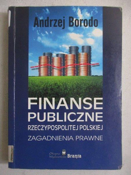 Finanse publiczne Rzeczypospolitej Polskiej