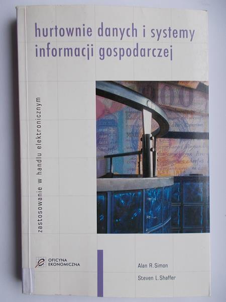 Hurtownie danych i systemy informacji gospodarczej