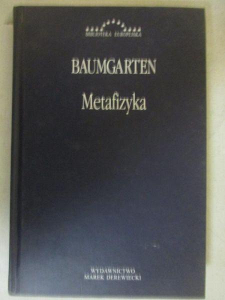 Baumgarten Aleksander - Metafizyka