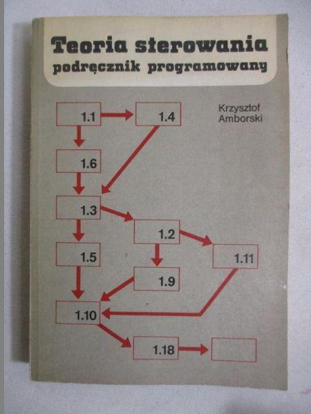 Teoria sterowania. Podręcznik programowy