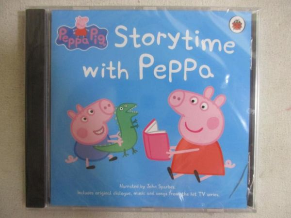 Sparkes John- Storytime with Peppa