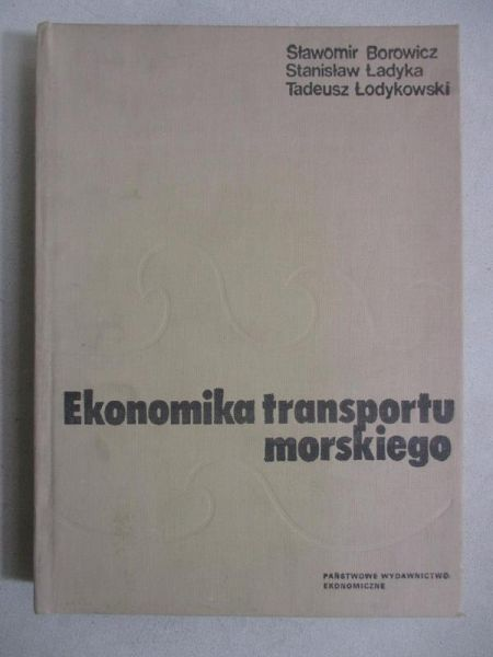 Ekonomika transportu morskiego