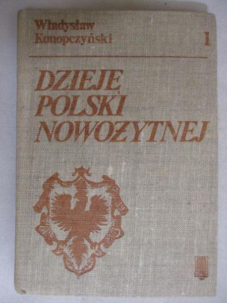Dzieje Polski nowożytnej, t. 1