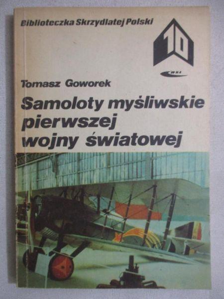 Samoloty myśliwskie pierwszej wojny światowej