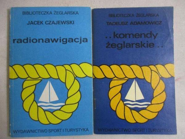 Radionawigacja  Komendy żeglarskie