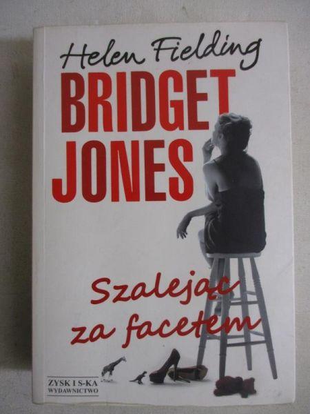 Fielding Helen - Bridget Jones. Szalejąc za facetem