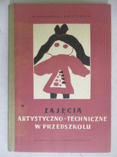 Zajęcia artystyczno-techniczne w przedszkolu