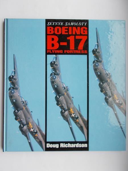 Słynne samoloty Boeing B-17 flying fortress