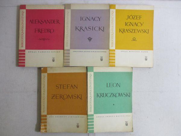 Biblioteka Polonistyki. 5 książek