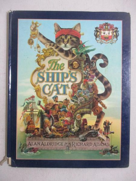 Adams Richard - The Ship's Cat