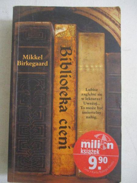 Birkegaard Mikkel - Biblioteka cieni