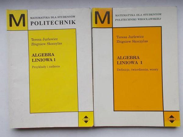 Algebra liniowa 1