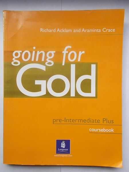 Acklam Richard - Going for Gold