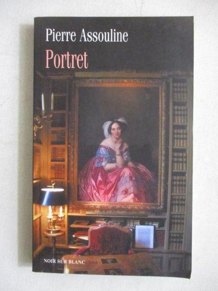 Assouline Pierre - Portret